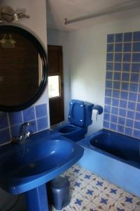 Swiss cabin bathroom 3