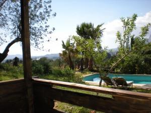 India cabin pool (Thai Cabin)