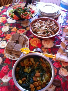 Vegetarian food 2
