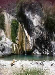 algar (Algar Waterfalls)