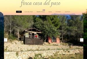 casa del paso website 2014