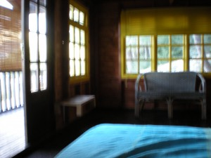 bedroom wooden house 1