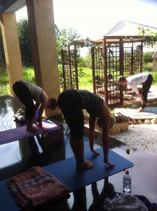 yoga24 (New Yoga studio in Casa del Paso !)