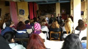 IMG_3845 (Yagna to start the season in casa del paso)