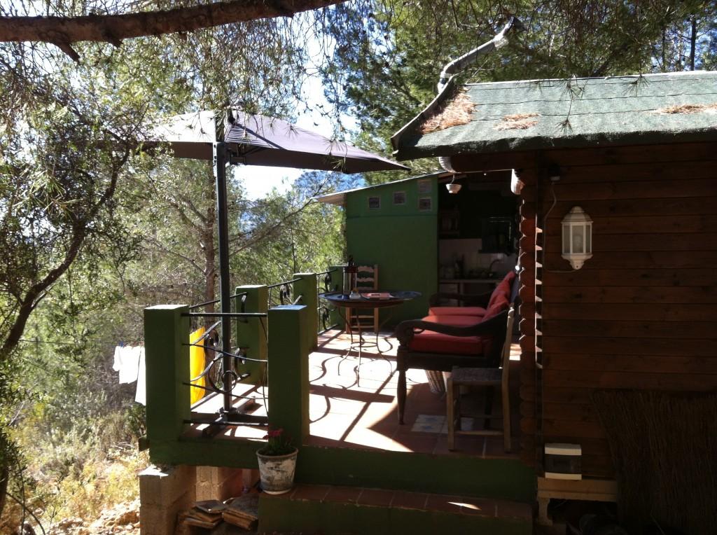 Swiss Cabin Romantic Wooden Cabin Casa Del Paso